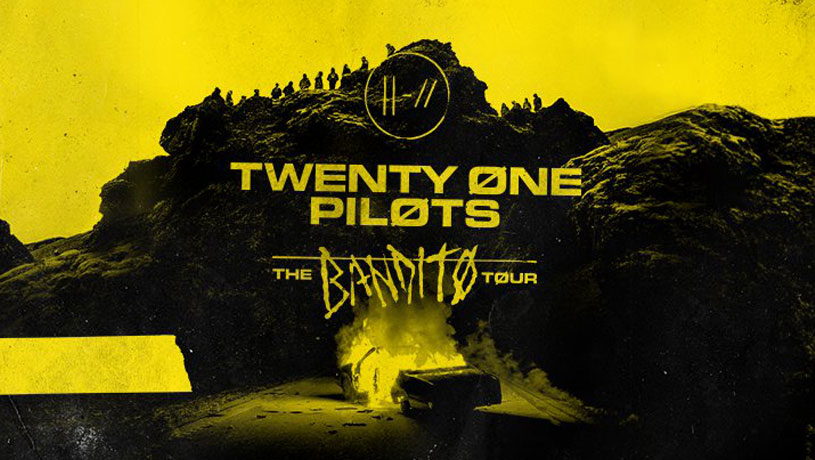 Twenty One Pilots: Bandito Tour