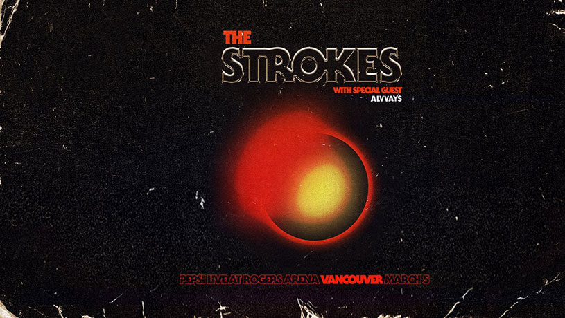 The Strokes With Guest Alvvays