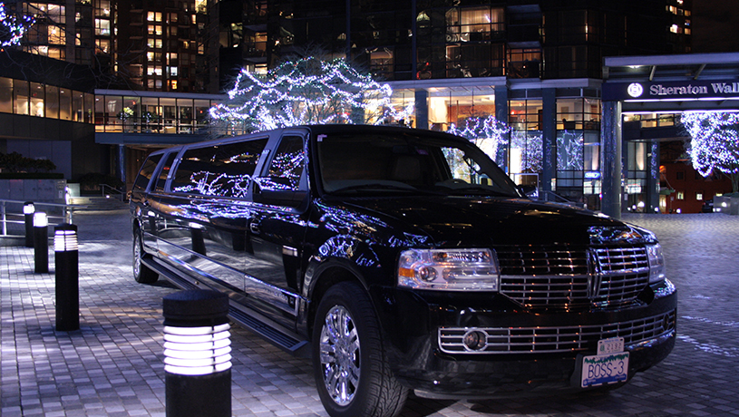 Boss Limo Limousine Service Vancouver BC. BBB Accredited!