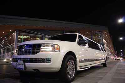 lincoln navigator l pearl ii white tiffany suv stretch